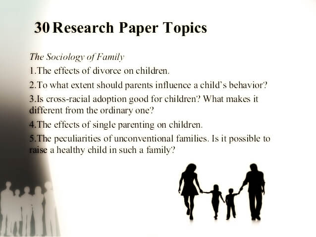 Research Essay Topics: Practical Recommendation And A Couple Of Great Examples